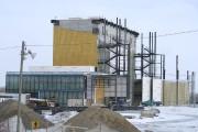 L'Amphithéâtre de Trois-Rivières au cours de la construction.... (Stéphane Lessard) - image 3.0