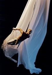 Un artiste du spectacle Cirque Orchestra présenté en... (PHOTO FOURNIEPAR LE CIRQUE ÉLOIZE) - image 1.0