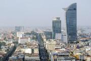 La rapide croissance urbaine de Phnom Penh, une... (Agence France-Presse) - image 3.0