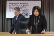 La commission Charbonneau dresse son rapport.... (La Presse) - image 11.0