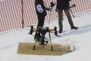 Un drone utilisé pour filmer des épreuves de... (AFP, Olivier Morin) - image 4.0