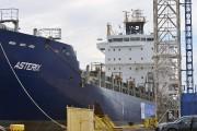 Le porte-conteneur Astérixsera tranformé en navire ravitailleur.... (Photothèque Le Soleil, Jean-Marie Villeneuve) - image 13.0