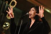 Juliette Gréco lors d'un spectacle à Tadoussac... (Archives Le Progrès-Dimanche) - image 4.0
