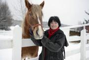 Première femme policière à Saguenay, Martine Tremblay a... (Photo Le Progrès-Dimanche, Jeannot Lévesque) - image 5.0