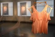 Robe commune est le coeur de l'exposition de... (Photo Le Quotidien, Jeannot Lévesque) - image 1.0