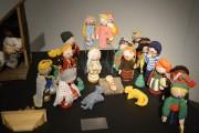 Ces poupées ont été tricotées par un membre... (Photo Le Quotidien, Jeannot Lévesque) - image 1.1