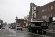 Les routes sont devenues rapidement glissantes et les... (Julie Catudal, La Voix de l'Est) - image 2.0