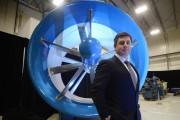 Le promoteur de RER Hydro, Imad Hamad.... (Sylvain Mayer) - image 1.0