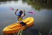 Athlétisme, basketball, cyclisme, soccer, escrime, voile, tir à... (Photo fournie par l'Association sportive des aveugles du Québec) - image 3.0
