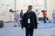 Philippe Falardeau sur le plateau de tournage du... (PHOTO SARAH SHATZ, FOURNIE PAR LA PRODUCTION) - image 4.0