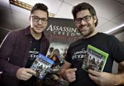 Le 23 octobre, Ubisoft Québec a lancé Assassin's... (Photothèque Le Soleil, Patrice Laroche) - image 12.0
