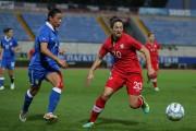 Marie-Ève Nault aura été sur le terrain pendant... (Soccer Canada) - image 4.0