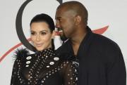 Kim Kardashian et Kanye West... (Photothèque Le Soleil) - image 20.0