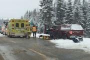 Une dizaine de transports ambulanciers ont été effectués,... (Photo Le Progrès-Dimanche, Marc St-Hilaire) - image 2.1