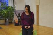 Mélanie Girard possède une vaste expertise du yoga.... (Photo Le Progrès-Dimanche, Louis Potvin) - image 3.0
