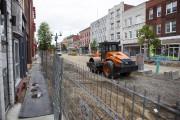 La 5e Rue s'est transformée en chantier de... (Olivier Croteau) - image 5.0