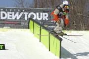 Le skieur de Saint-Boniface Alex Bellemare tentera cette... (Courtoisie) - image 3.0