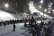 À Vallée du parc, les skieurs sont au... (Vallée du parc) - image 2.0