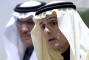 Le ministre saoudien des Affaires étrangères, Adel Al-Jubeir,... (AFP, Ahmed Farwan) - image 2.0
