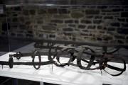 La cage de Marie-Josephte Corriveau estexposée dans un... (Photothèque Le Soleil, Pascal Ratthé) - image 2.0