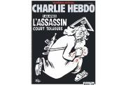 La couverture de l'édition spéciale de Charlie Hebdo... (AFP) - image 1.0