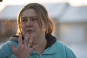 Stéphanie Bisson est une des victimes de l'incendie.... (Stéphane Lessard) - image 1.1