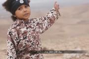 Ce petit garçon utilisé par la machine propagandiste... (IMAGE ARCHIVES REUTERS) - image 3.0