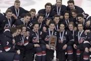 Les États-Unis ont rossé la Suède 8-3 pour... (Associated Press) - image 2.0