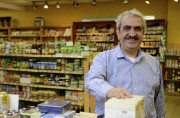 Le propriétaire de l'épicerie fine Délices des nations,... (Archives, La Tribune) - image 1.0