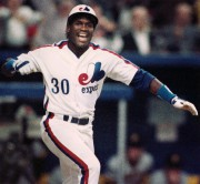 Tim Raines en 1989... (Photo Bill Grimshaw, archives La Presse Canadienne) - image 1.1