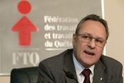 Le président de la FTQ, Daniel Boyer, espère... (Archives La Presse) - image 2.0