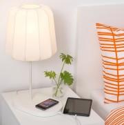 La lampe VARV d'IKEA est munie d'un port... (Fournie par IKEA) - image 2.0