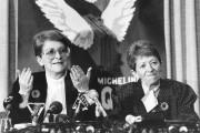 Les soeurs Micheline et Laurence Lévesque avaient donné... (Archives) - image 2.1