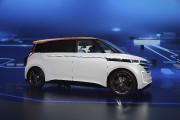 Le concept Volkswagen BUDD-e a été dévoilé à... (AFP, David McNew) - image 3.0