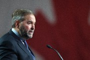 Thomas Mulcair a lui-même reconnu que les choses... (PHOTO ROBERT SKINNER, ARCHIVES LA PRESSE) - image 1.0