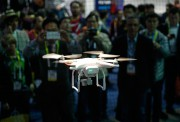 L'industrie du drone est en pleine effervescence, comme... (PHOTO JOHN LOCHER, ASSOCIATED PRESS) - image 1.0
