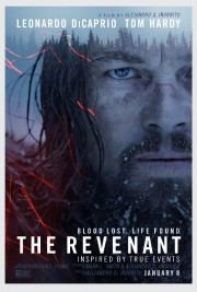 L'affiche du film The Revenant... (IMAGE FOURNIE PAR 20TH CENTURY FOX) - image 2.0