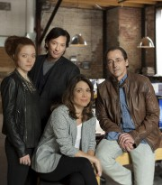 Catherine Bérubé, Danny Gilmore, Julie Perreault et Luc... (Fournie par TVA) - image 8.0