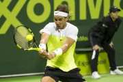 Rafael Nadal a atteint la finale d'un tournoi... (Associated Press) - image 2.0