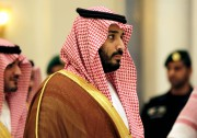 Le prince Mohammed... (AP, Hasan Jamali) - image 1.0