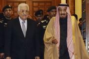 Le roi Salmane et le président de l'Autorité... (Photothèque Le Soleil) - image 2.0