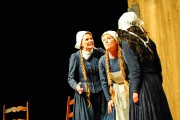 La pièce Les sorcières de Salem a attiré... (Archives Le Progrès-Dimanche) - image 4.1