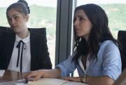 Mélissa Désormeaux-Poulin joue Ariane Beaumont, le personnage central... (Fournie par ICI Radio-Canada Télé) - image 2.0