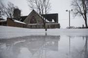 À Trois-Rivières, les patinoires municipales extérieures avaient des... (Olivier Croteau) - image 2.0
