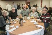 Les employés et les retraités du... (Photo Le Quotidien, Michel Tremblay) - image 4.1