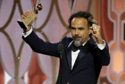 Alejandro González Iñárritu a mis la main sur... (Associated Press) - image 1.0