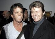 David Bowie avec Lou Reed en 2006. Bowie... (Photothèque Le Soleil) - image 2.0