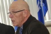 Le maire de Saint-Mathieu-du-Parc, Claude McManus.... (Archives) - image 2.0