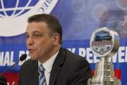 Le directeur général du tournoi, Patrick Dom... (Le Soleil, Caroline Grégoire) - image 7.0