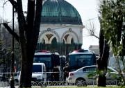 L'attentat a secoué le quartier très touristique de... (PHOTO OZAN KOSE, AFP) - image 1.1